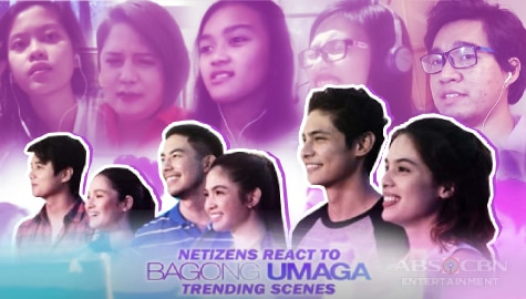 Kapamilya React: Bagong Umaga treats viewers and netizens to an emotional roller-coaster