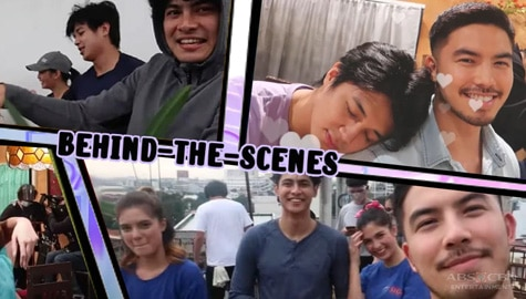 These behind-the-scene moments of Bagong Umaga stars prove they're the newest squad goals!