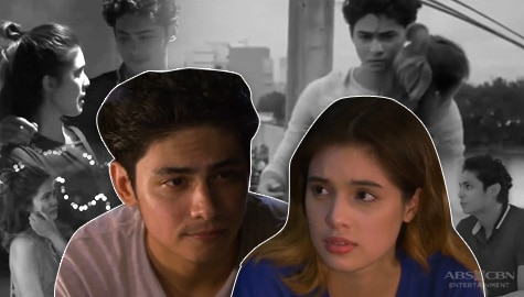 10 scenes of how Angge developed feelings for Otep in Bagong Umaga