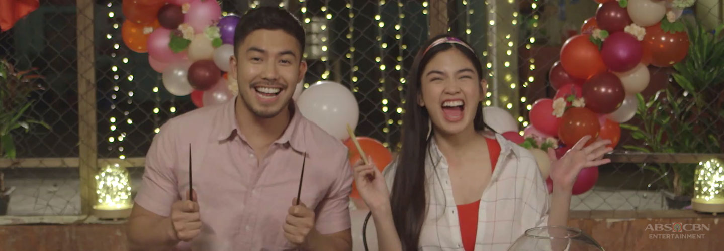 Barkada Access Valentine Edition: Heaven, Tony enjoy the Mukbang Challenge while answering juicy netizen questions