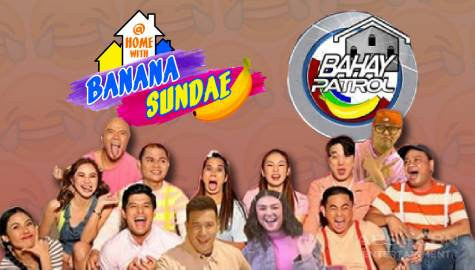 AT Home With Banana Sundae - Episode 1