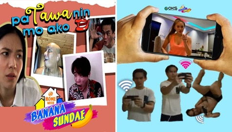 At Home With Banana Sundae: BananaKada explores funny yet relatable 'new normal' fails