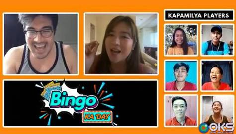Kapamilya netizens try their luck in Bingo Ka 'Day!