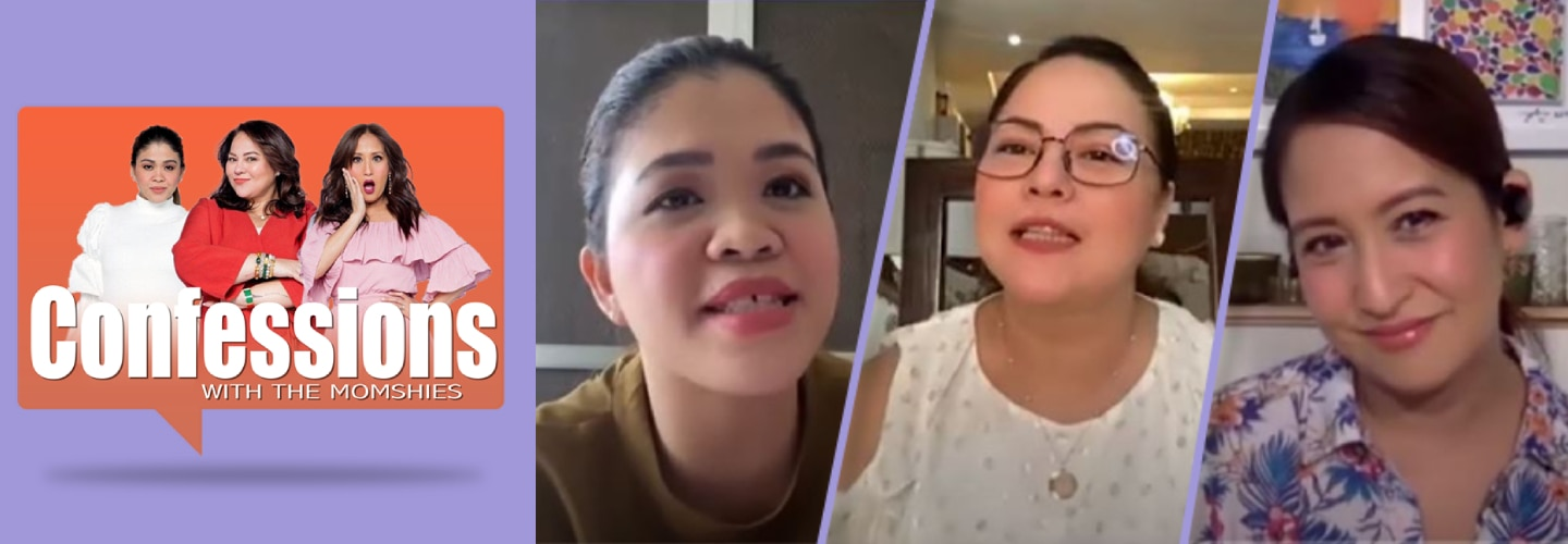 Confessions With The Momshies discusses if married people can chat online with others