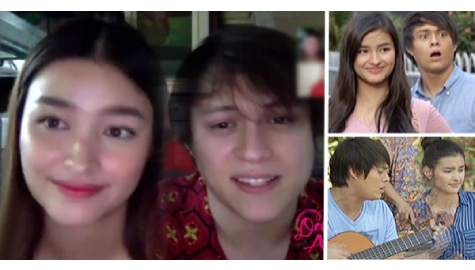 Liza Soberano and Enrique Gil look back on memorable scenes in Dolce Amore