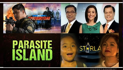 ABS-CBN remains the most watched in November