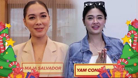 Merry Christmas from your favorite Kapamilya celebrities Image Thumbnail