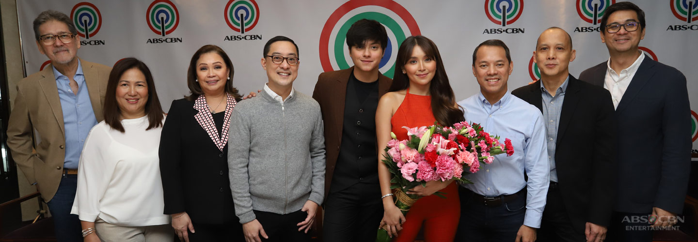 Kathryn, Daniel remain Kapamilyas, ink three-year contracts with ABS-CBN