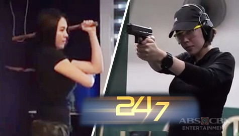 Julia Montes TV comeback via 24/7 series