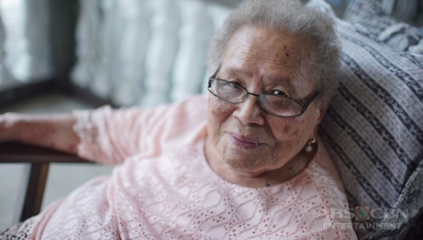 ABS-CBN's feature on 101-year-old fan wins award in Singapore