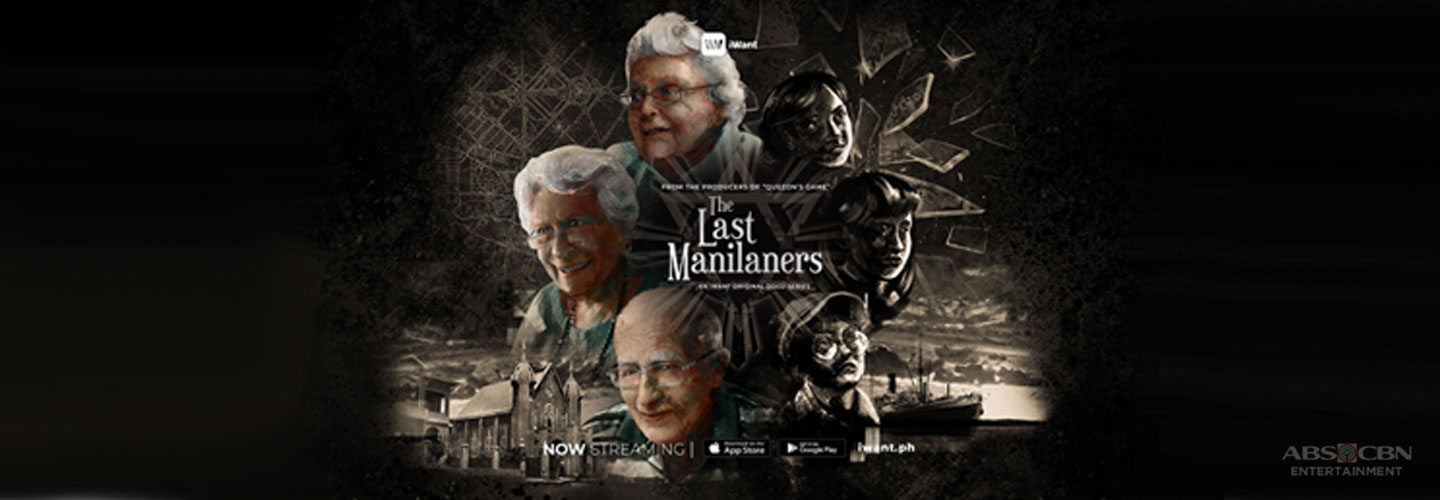 "Holocaust survivors rescued by Philippines share their stories in iWant's ""The Last Manilaners"""