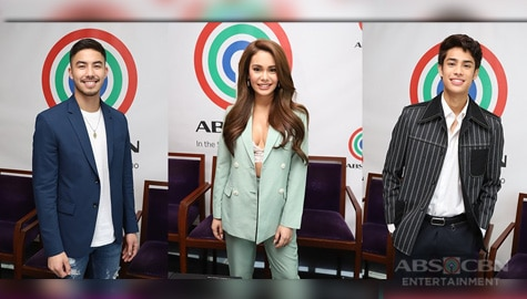 WATCH: Ivana, Tony, and Donny ink contract with the Kapamilya Network