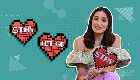 Stay or Let Go with Sarah Lahbati