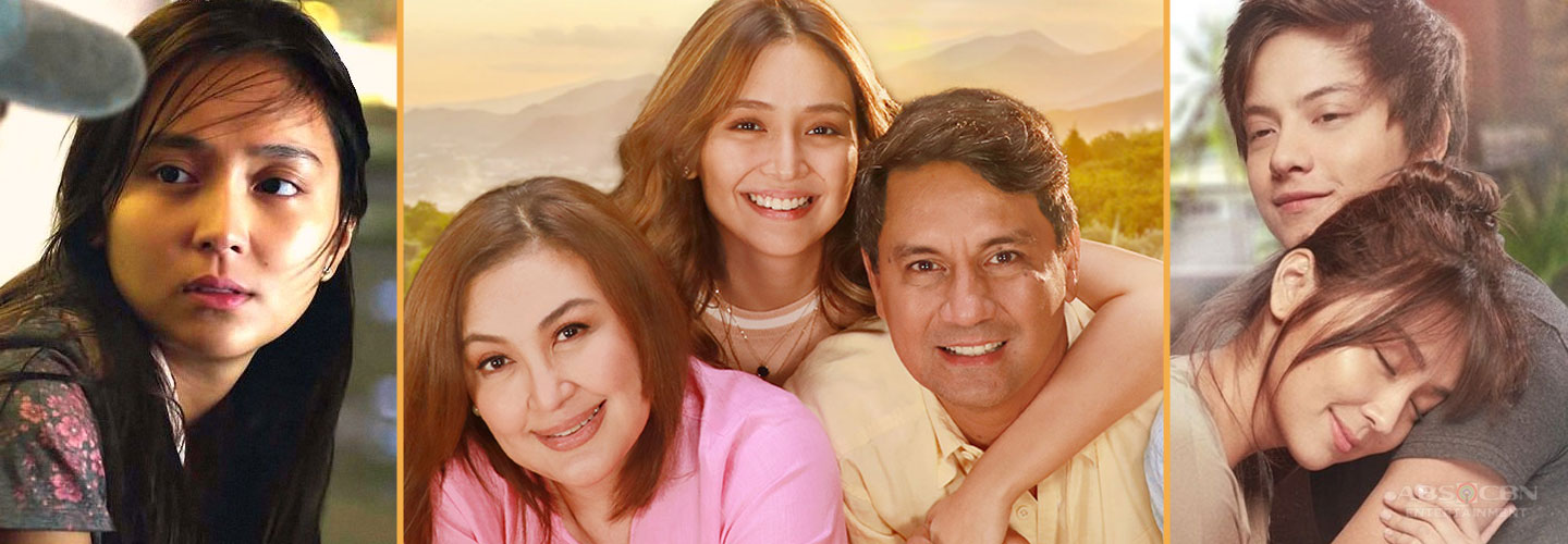 Kathryn's inspiring roles to catch on Cinema One