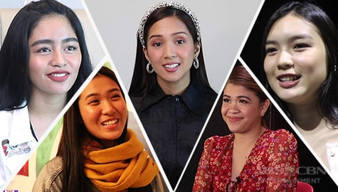 WATCH: Kapamilya artists reveal inspiring female celebrities they idolize