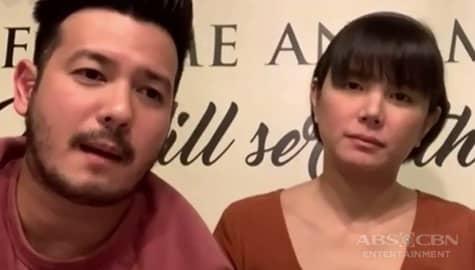John at Isabel, nagpasalamat sa tulong ng mga Kapamilya | Pantawid Ng Pag-ibig Concert Image Thumbnail