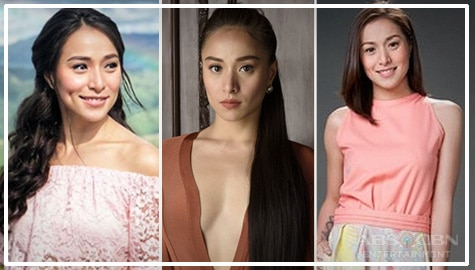 Cristine Reyes' career highlights as a Kapamilya actress