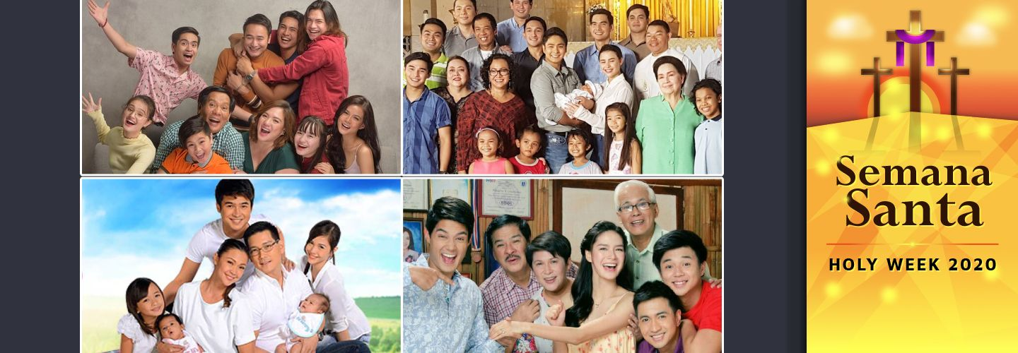 10 teleserye families who inspired viewers