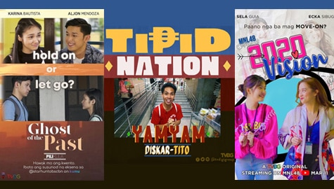 5 ABS-CBN digital shows that you can watch while in quarantine