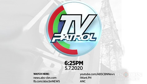 TV Patrol, nagbabalik online iWant, TFC, Facebook, YouTube