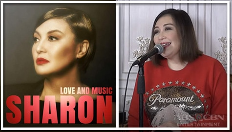 Sharon's nostalgic, heartwarming Mother's Day digital concert raises Php2M for Pantawid Ng Pag-Ibig