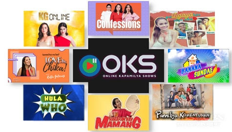 ABS-CBN expands digital presence with Online Kapamilya Shows (OKS)