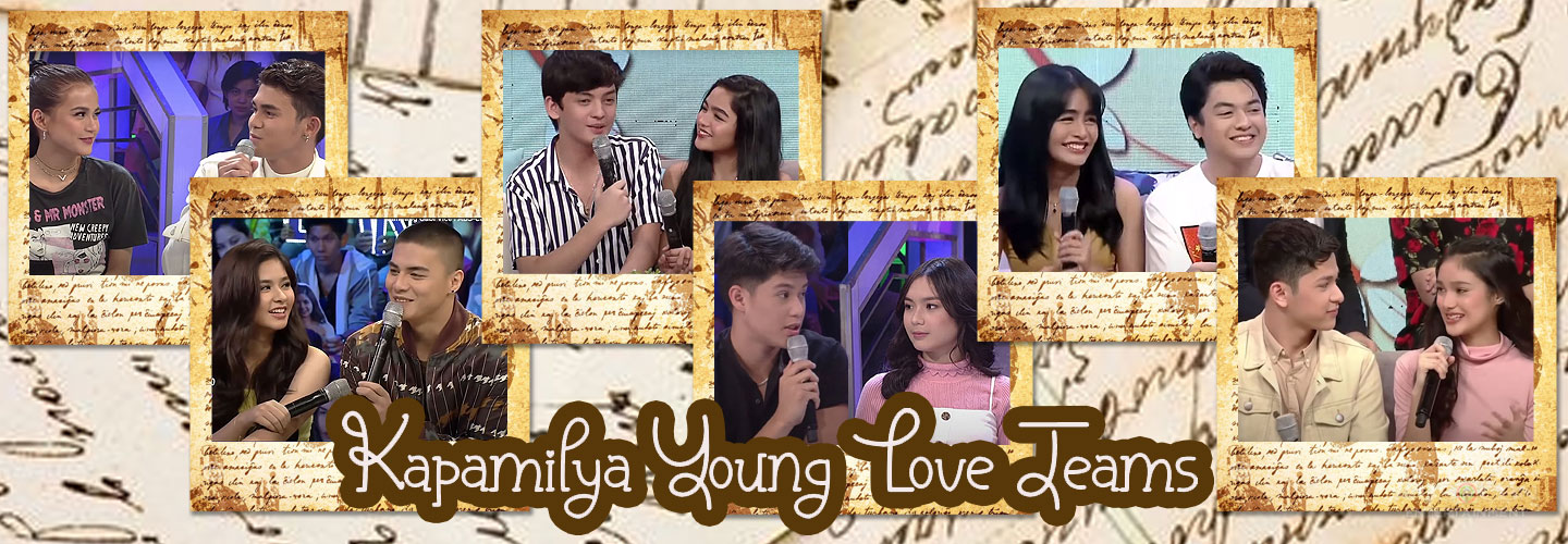 Kapamilya young love teams sweetest interviews