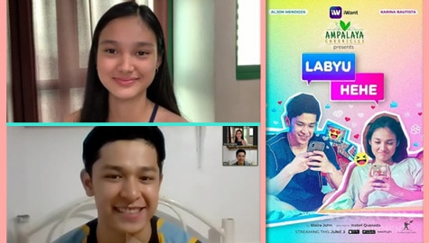 "KarJon brings second serving of Ampalaya Chronicles with ""Labyu Hehe"""