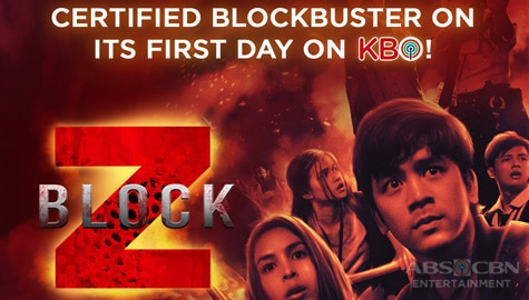 TV Premiere Of Block Z, A Certified Blockbuster Hit On It's First Day On KBO