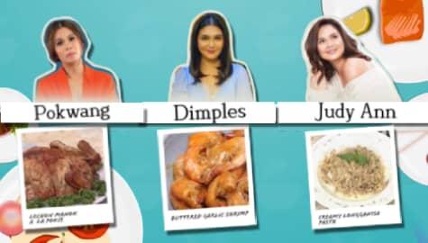 Kusina Queens: Signature recipes of Kapamilya actresses