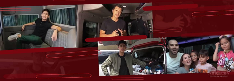 Kapamilya actors' hot customized vans