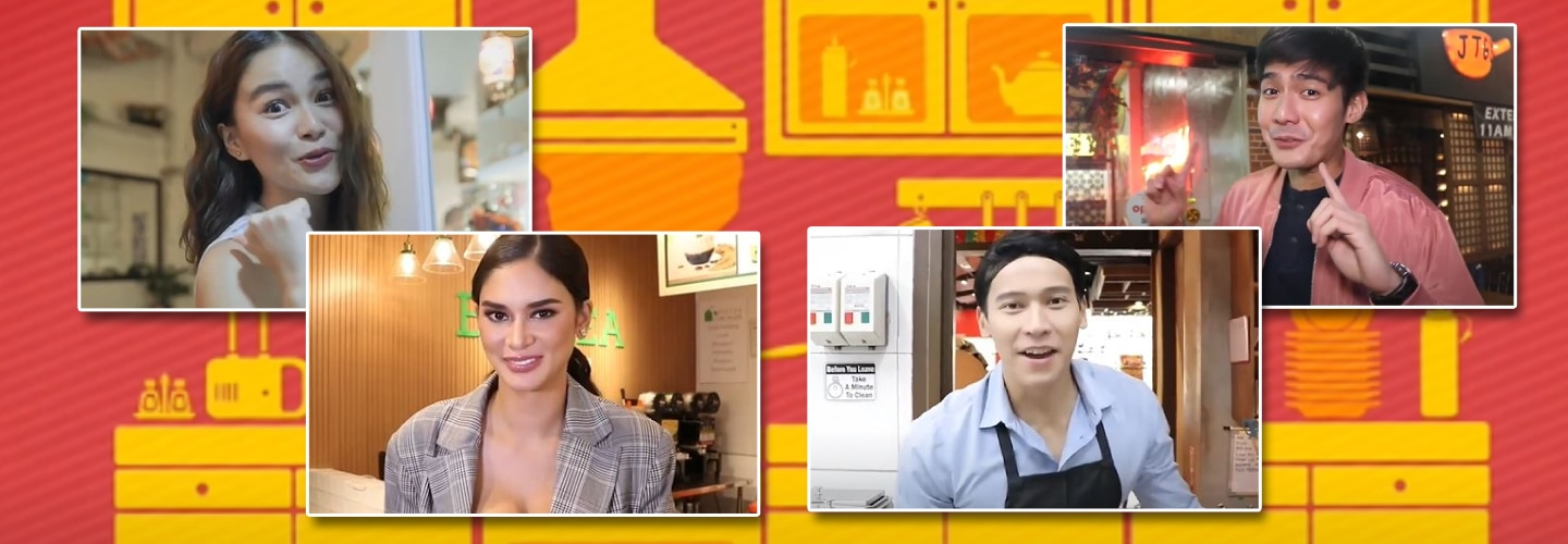 Eats The Best: Food businesses owned by Kapamilya stars