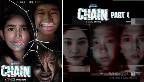 "MNL48 OSHIS Magdadala Ng Kilabot Sa Bagong Digital Mini Series Na ""MNL48 Presents: Chain"" Thumbnail"