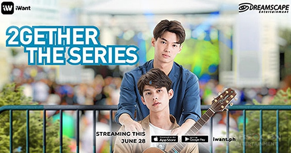 "Tagalized Thai series ""2Gether"" arrives on iWant on June 28"