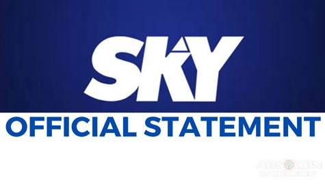 Sky Cable Corporation Statemen On The Cease And Desist Order Issued To Sky Direct By The National Telecommunications Commission