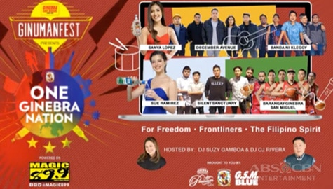 OPM Bands go online for Ginumanfest Music Festival 2020