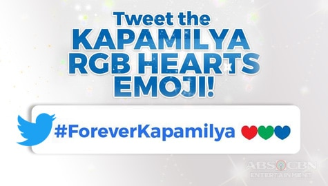RGB hearts fill Twitter as netizens show love, support to ABS-CBN