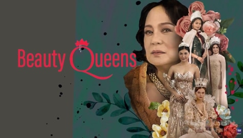 "Gloria, Maxine, Winwyn, Ross and Maris uphold family legacy in iWant's ""Beauty Queens"""
