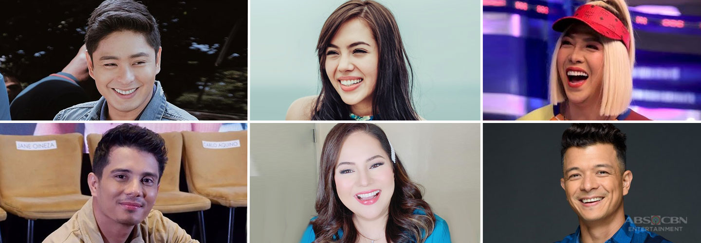 Kapamilya Snaps: 6 Triumphant Kapamilya stars who rose from rags to riches