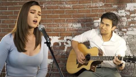 TV Patrol: Music video ni Miss Universe Catriona Gray kasama ang boyfriend na si Sam Milby, trending sa YouTube Image Thumbnail