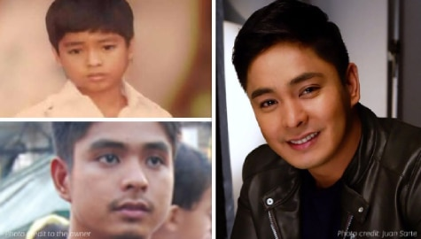 LOOK: Coco Martin's inspiring rise from doing odd jobs to becoming country's Primetime King