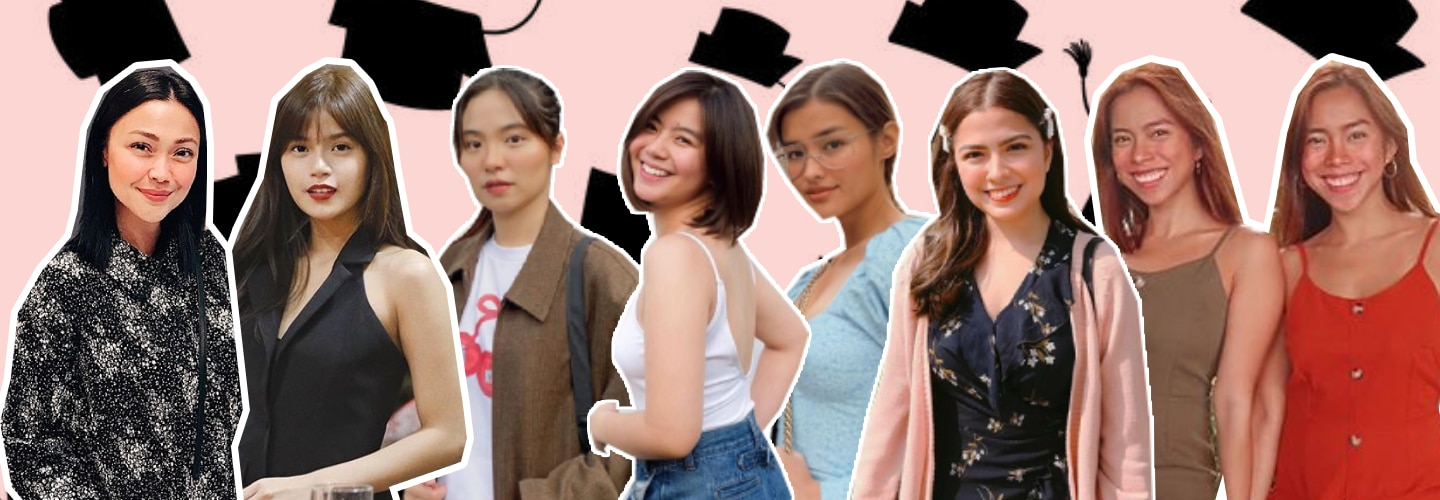 16 Kapamilya stars who find fulfillment in pursuing, completing their college degrees