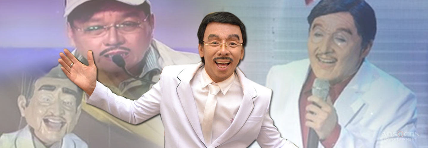 Remarkable Dolphy impersonations in Kapamilya shows through the years