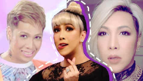 LOOK: How Vice Ganda literally rose from rags to riches in unkabogable fashion