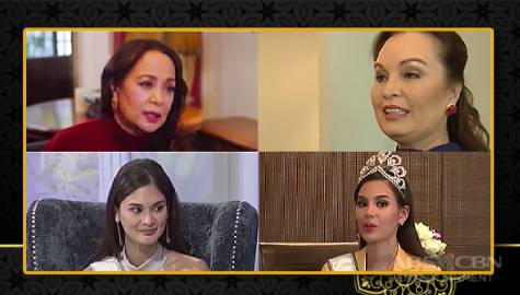 4 Pinay Miss Universe titleholders share stories behind crowning moments