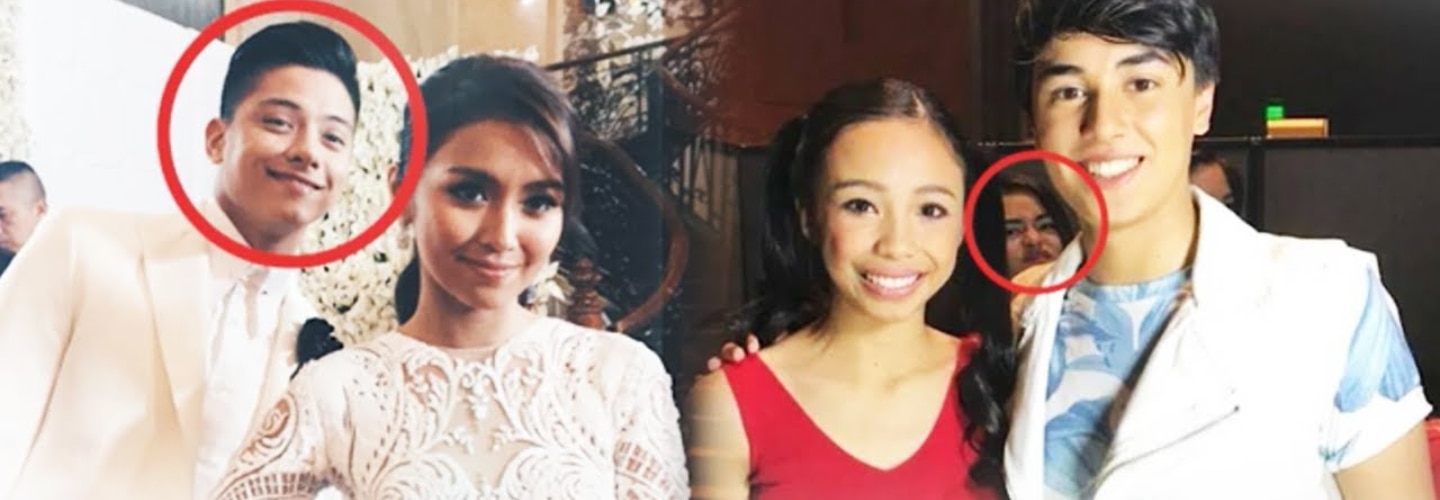 Kapamilya Snaps: Funny, candid moments celebrities photobombed other stars