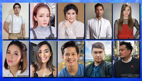 Kapamilya Snaps:  Phenomenal Star Circle Quest Batch 1 Magic Circle of 10--where are they now?