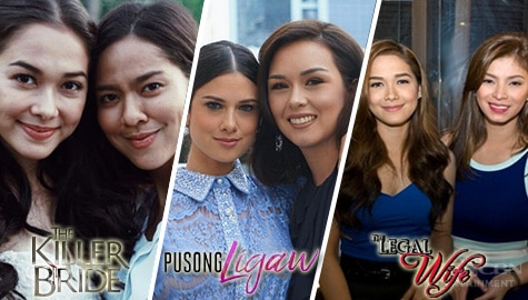 5 Kapamilya teleseryes depicting best friends that turned fiercest enemies