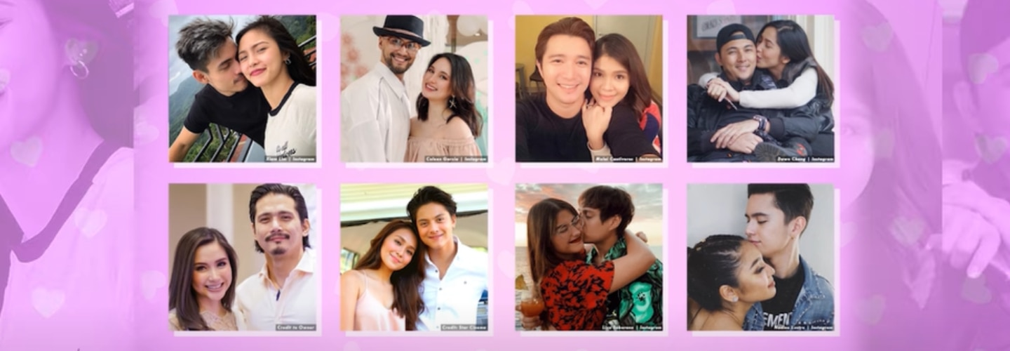 Kapamilya Snaps: 8 celebrity couples who took their love from REEL to REAL