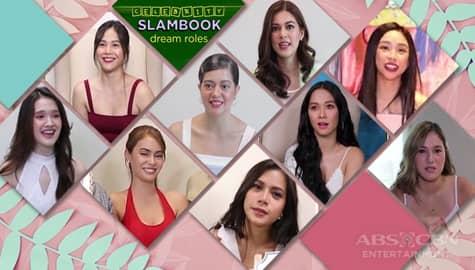 Kapamilya Slam Book: Celebrities reveal their dream roles